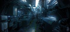 Corridor 02 by duster132 on DeviantArt