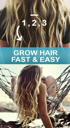 Grow hair for summer.