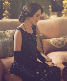Lady Mary, Downton l Michelle Dockery