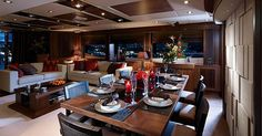 Sunseeker 30 metre Luxury Yacht | Dreams are Real | Pinterest | Super yachts, A hotel and Luxury yacht interior