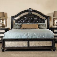 Pulaski Furniture Reflexions Panel Bed
