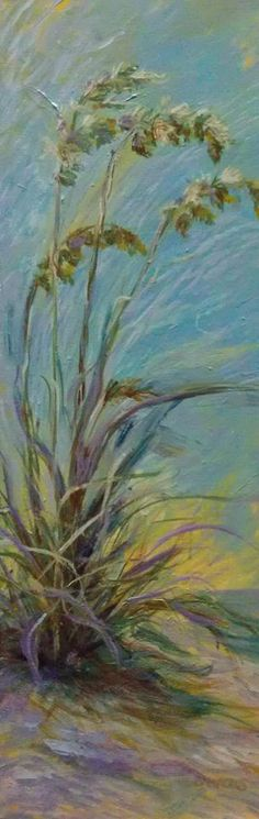 """""""Sea Oats"""" by Laura Gammons"""