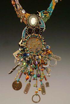 Bead artist Rebekah Hodous