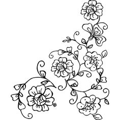 6 Best Images of Printable Stencils Designs - Free Printable Butterfly Stencil Patterns, Free Printable Tribal Tattoo Stencils and Printable Stencils Designs Swirls Quilting Stencils, Free Stencils, Stencil Patterns, Stencil Designs, Pattern Art, Design Patterns, Paisley Stencil, Butterfly Stencil, Moroccan Stencil