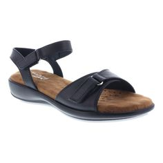 Ros Hommerson Women's Hardrock Open-Toe Flat * Wonderful of you to have dropped by to see the image. (This is our affiliate link) Black Sandals, Women's Shoes Sandals, Wedge Sandals, Heels, Ros Hommerson, Open Toe Flats, Pretty Black, Shoes Online