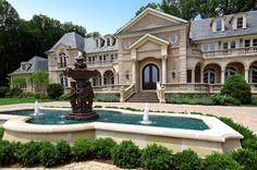 Lovely Mclean Virginia Exotic Homes, Luxury Homes, Luxurious Homes, Luxury  Mansions, Mega Mansions