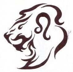 Sign Zodiac Constellation Leo | Zodiac Tattoo Symbols: Leo Tattoos