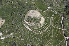 Σκαρκος-Αρχαια Πολη Ίου-Skarkos Old Village Of Ios in Ίος, Κυκλάδες
