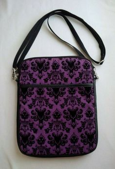 haunted mansion purse cross body bag wallpaper Shoulder Bag custom Disney