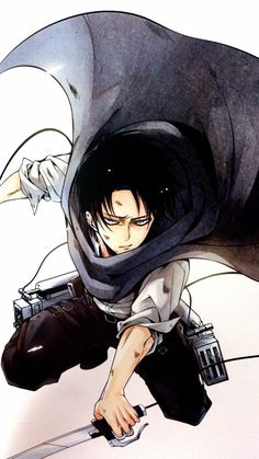 """The difference between your decision and ours is experience"" - Levi Ackerman"