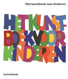 Het kunstboek voor kinderen Wit