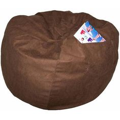 Small Beanbag, Multiple Colors, Brown