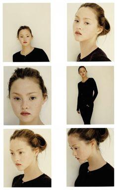 lovely photos of Devon Aoki. love her jaw line.