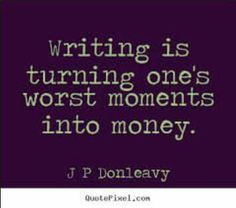 Great writing quote