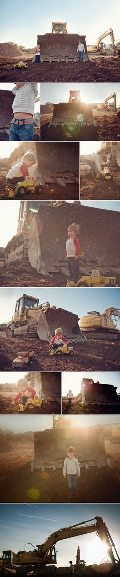 2 year old pics of knox on our lot?