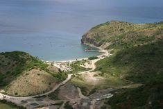 Little Bay, Montserrat Puerto Rico Usa, British West Indies, Richmond Hill, Helicopter Tour, Active Volcano, Island Tour, Emerald Isle, British Virgin Islands, Caribbean Sea