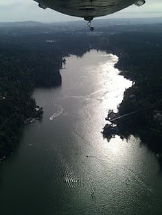 Lake Oswego - our new home starting December 14th