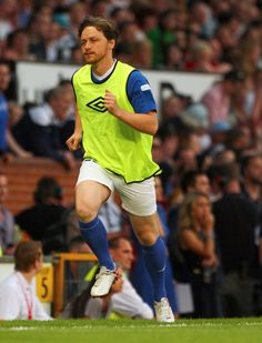 James McAvoy Photo - Celebrities Play In Soccer Aid 2012