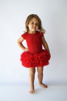 SALE. Ready to ship. Size 0-3 month. Christmas tutu by AylinkaShop