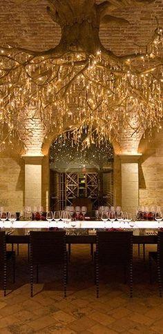 Adgie Lee's™ Wine Cellar