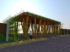 acceso parque arquitectura - Buscar con Google
