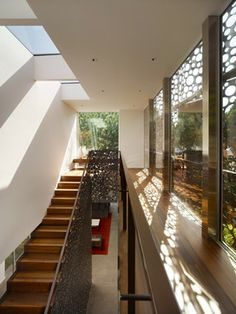 Walnut Residence - contemporary - staircase - los angeles - Modal Design