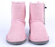 UGG Boots - Classic Short - Pink - 5825