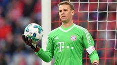a57fb9a3e Bayern Munich star Neuer trains with ball for first time in over six months Manuel  Neuer