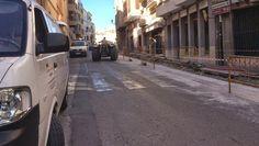 Infopalancia: El arreglo de la calle Colón provoca molestias