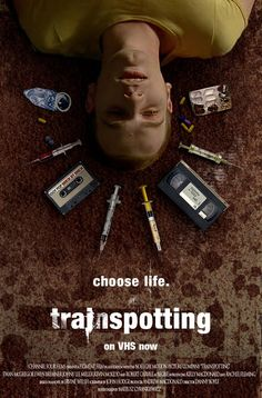 Release Date: 1996 Construction: England Directed by: Danny boyle Trainspotting Classic Movie Posters, Film Posters, Renton Trainspotting, Trainspotting Poster, Bon Film, Drame, Alternative Movie Posters, Ewan Mcgregor, Expo