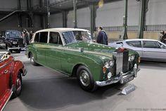 1969 Rolls Royce Phantom VI Park Ward Mulliner Limousine
