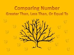 FREEBIE! Here is a fall comparing numbers worksheet. Students compare numbers and write in the correct sign for greater than, less than, or equal to. This is Common Core Standard K.CC.C.6.