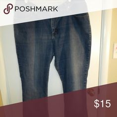 Jeans Riders no gap blue jeans. Riders Jeans Straight Leg