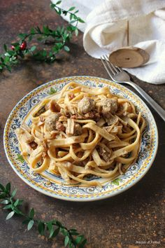 Italian Recipes, Delish, Spaghetti, Good Food, Terra, Carne, Ethnic Recipes, Buffet, Kitchen