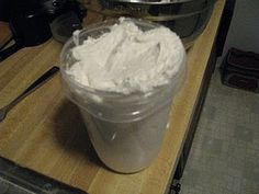 DIY Dr.Bronner shaving cream (For men AND women) great shaving cream for everyone! We love this one. Easy to make and great lather!! Heidi xoxo