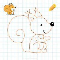 Alphabet Tracing Worksheets, Preschool Worksheets, Preschool Letters, Preschool Activities, Writing Activities, Toddler Activities, Drawing Lessons For Kids, Kids Prints, Easy Drawings