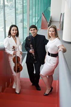 Prima Trio is a virtuosic tour de force... a whirlwind of joy. Live at our Cultural Center Theater in May, 2013.