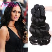 Brazilian Virgin Hair Body Wave 4pcs 7A Wet and Wavy Virgin Brazilian Hair Weave Bundles Cheap Crochet Remy Human Hair Extension