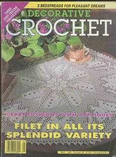 Decorative Crochet Magazines 31 - Gitte Andersen - Веб-альбомы Picasa