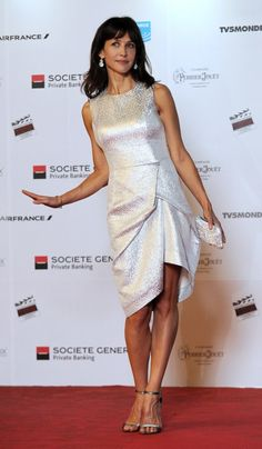 Sophie Marceau stunning Lady