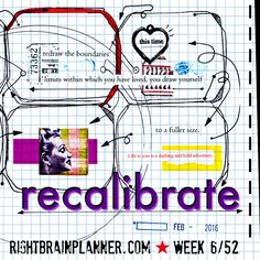 ralph waldo emerson | Word Prompt for Week 6/52 — Recalibrate