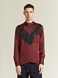 Dries Van Noten Men's Curtiss Shirt