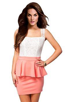 Amour- Fashion Vintage V-neck Peplum Dress Clubwear Prom Party (M, YM9083pi) Ninimour https://www.amazon.ca/dp/B00JXGYDGO/ref=cm_sw_r_pi_dp_0JEcxbC6E0A27