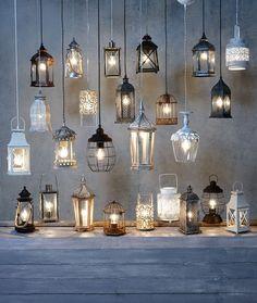 Tunnelmallisia valaistusvaihtoehtoja. Valonauha verhotangossa on tosi kiva, eikä pelkästään Joulun aikaan.