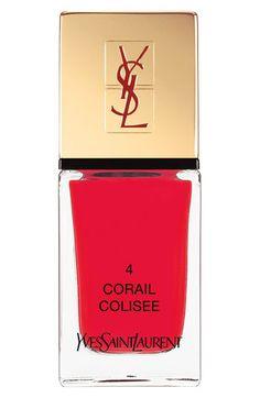 Yves Saint Laurent 'La Laque Couture' Nail Lacquer | Nordstrom