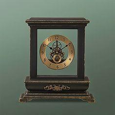 Reloj de Mesa Retro de Metal | Relojes Especiales