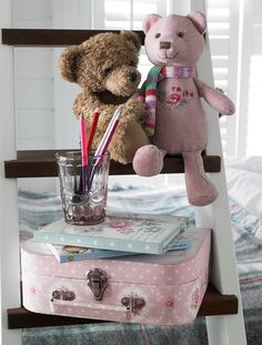 Heart Handmade UK: New Greengate Items at LoveFromRosie Quick Crafts, Creative Crafts, Fun Crafts, French Pattern, Craft Desk, Honey Bear, Pip Studio, Cushion Fabric, Handmade Home