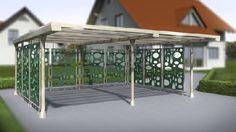 Gardenplaza - Carports mit Sichtschutz haben mehr zu bieten - Gut aufgehoben