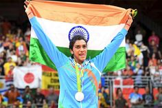 India News :  Rio DE Janeiro: Shuttler P.V. Sindhu's silver within the women's singles competition of the urban center athletics raised India's spirits because the nation erupted in joy at the 21-year-old's historic exploit, whereas others continued  to scotch.  india-news-vishwagujarat.blogspot.in/2016/08/shuttler-sindhu-adds-silver-lining-to.html