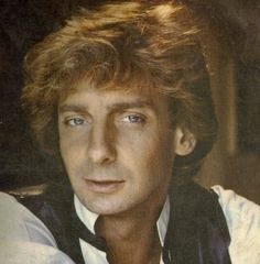 First male crush. Barry Manilow.  He's still pretty good looking for a guy who will be 69 in June. But it's more the music that gets me. He's a brilliant composer and arranger.  Put on Could It Be Magic or When October Goes or Talk To Me and... My Oh My!